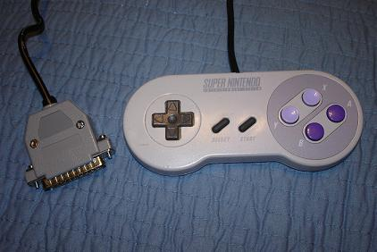 SNES to Parallel Port