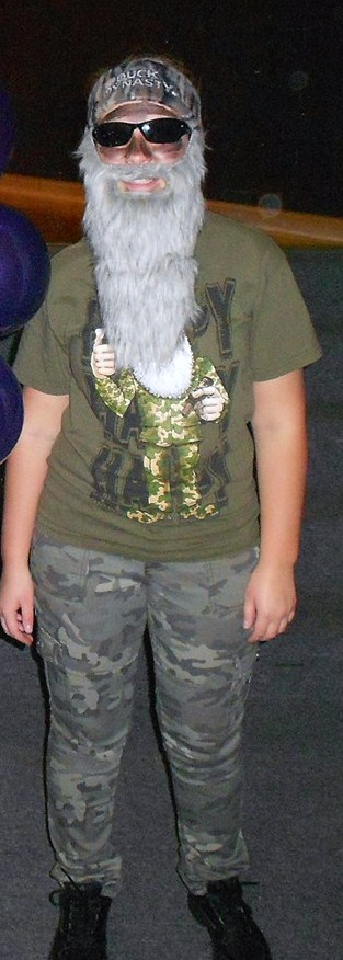 Phil from Duck Dynasty