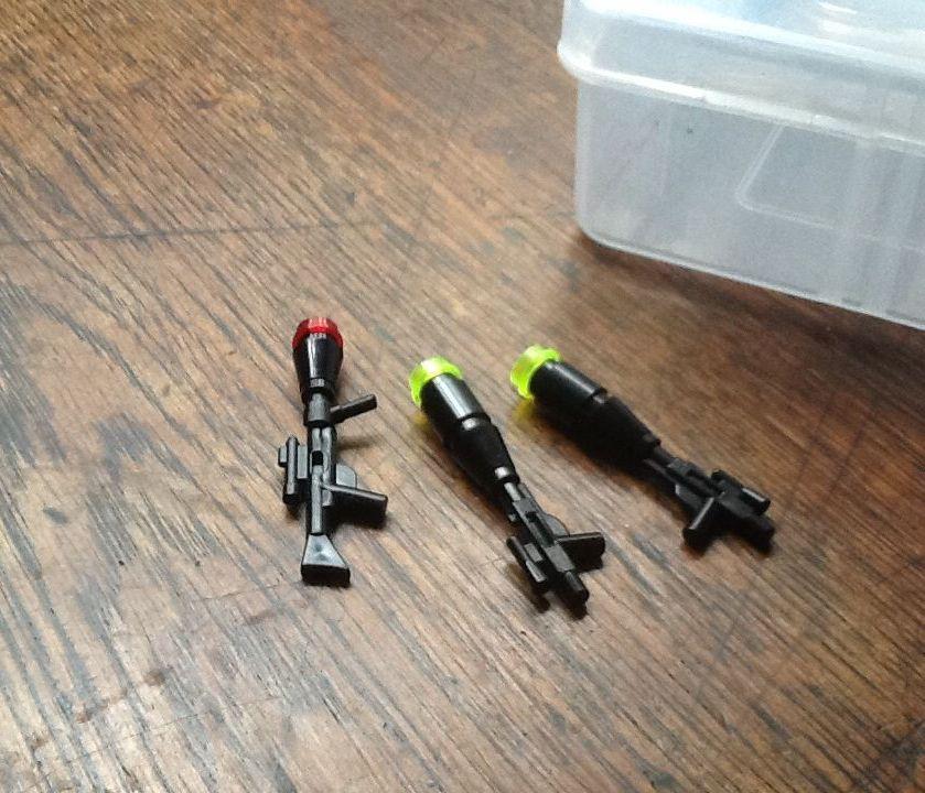 Lego Space Guns