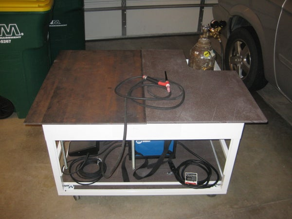 Absolut Welding Cart
