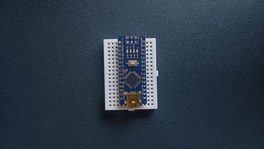 Preparing Arduino Nano - Pin Headers