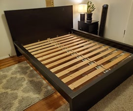 Move Your Bed Slats (The Easy Way)