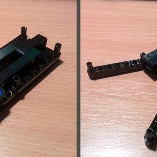 Mini Folding Tablet Stand (LEGO)