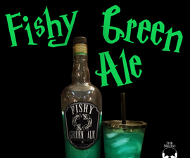 Copycat Fishy Green Ale From Universal Harry Potter World