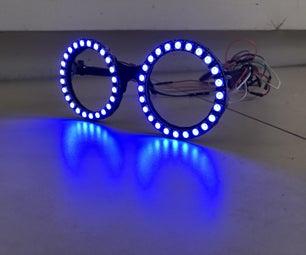 Make Your Own RGB Ring Light Glasses