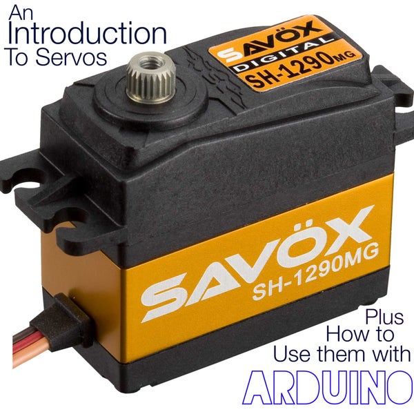 An Introduction to Servos