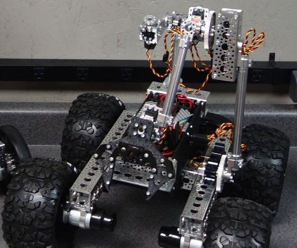 SERVOCITY NOMAD Robotic Arm Attachment