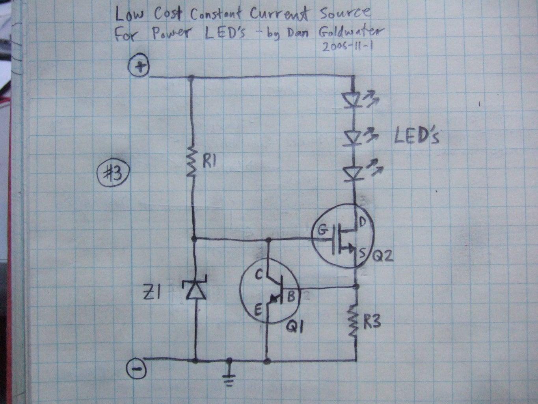 Constant Current Source Tweaks: #2 and #3