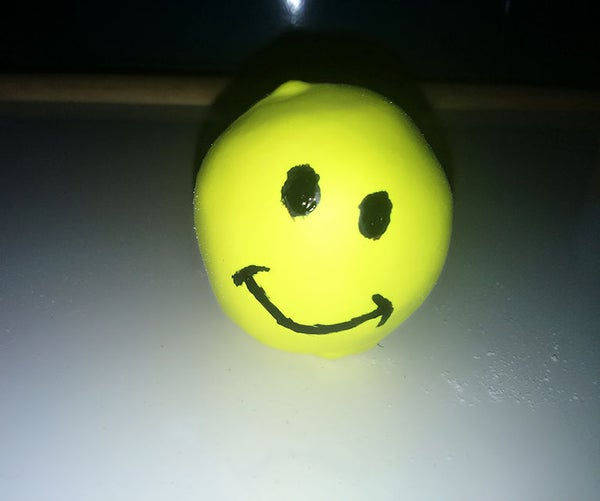 Smiley Balls for Kids Party
