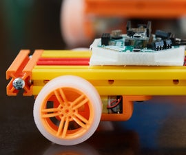 A Simple 3D Printed Robot