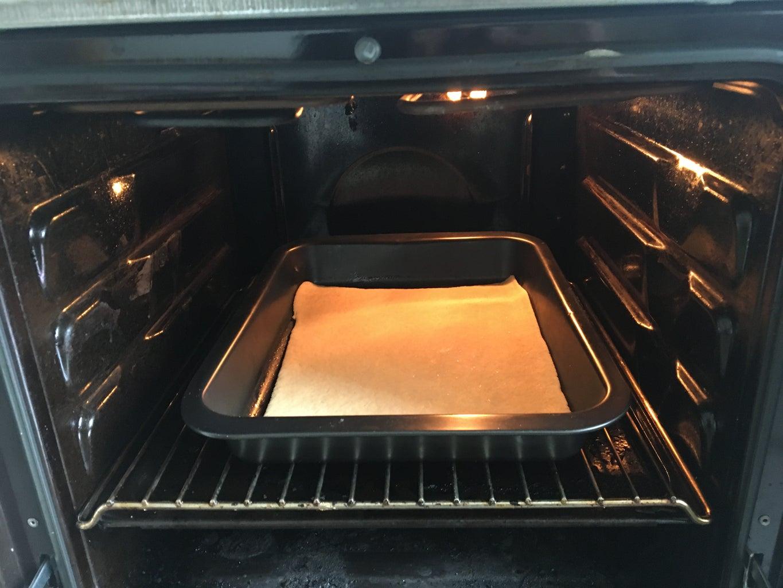 Halfcook the Dough:
