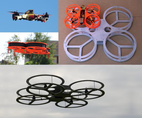 Design, Build and Improve a Quadcopter