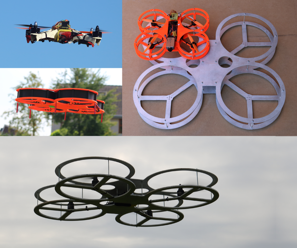 Design, Build and Improve a Quadcopter