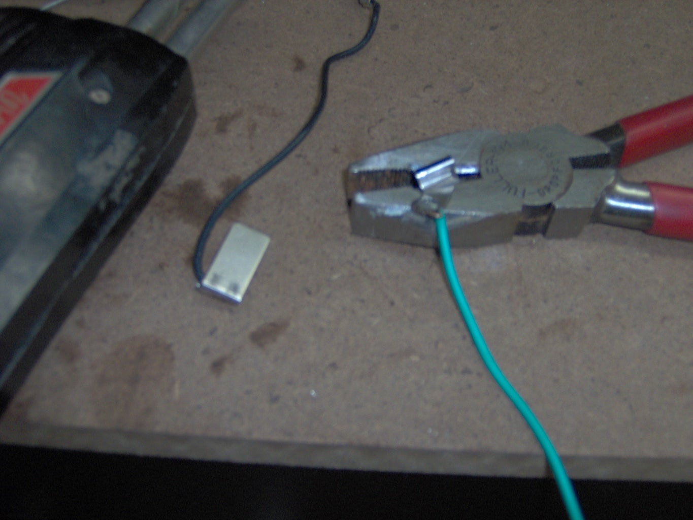 Step 2  Solder Some Bits You Salvaged