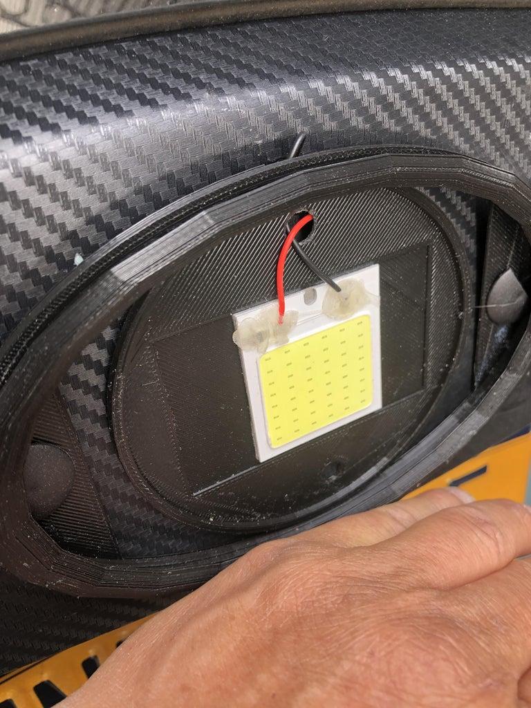 Design & Test Fit Rear Emblem