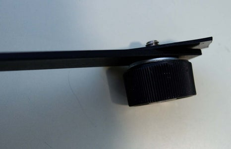 Tapping the Camera Mount