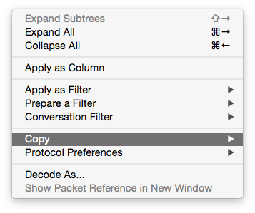 Discovering Display Filters Part 2