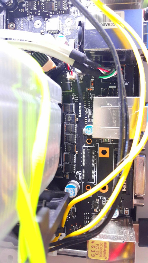 CPU Voltage Regulators.