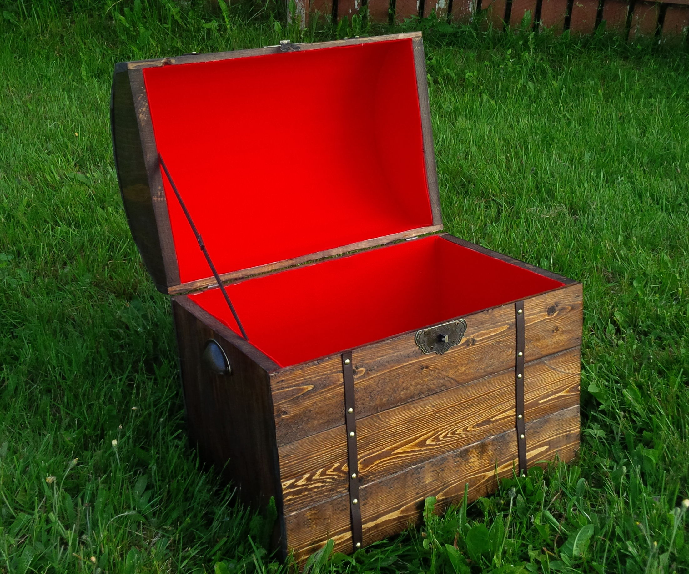 Pallet Treasure Chest