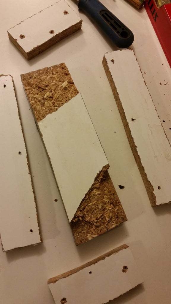 Remove Wood+epoxy From the Mould