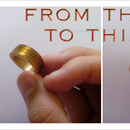 Simple 1-Hour Brass Ring