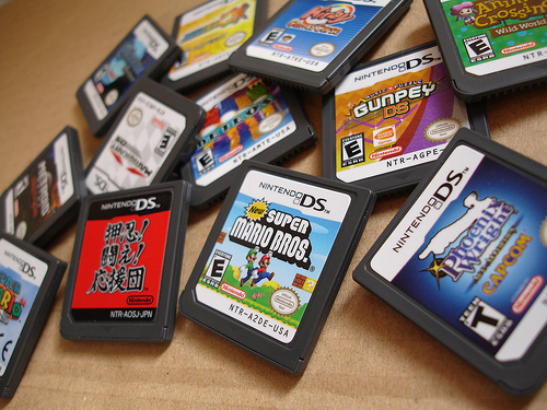 How to Put Nintendo DS Games on Your, well... Nintendo DS