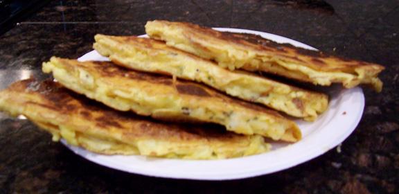 Egg Quesadillas