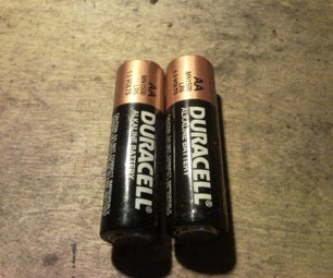 DIY 3.7 VOLT Lithium Ion HACK SO I DON'T HAVE TO KEEP BUYING BATTERIES.