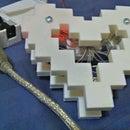 8-Bit Arduino Valentine's Heart