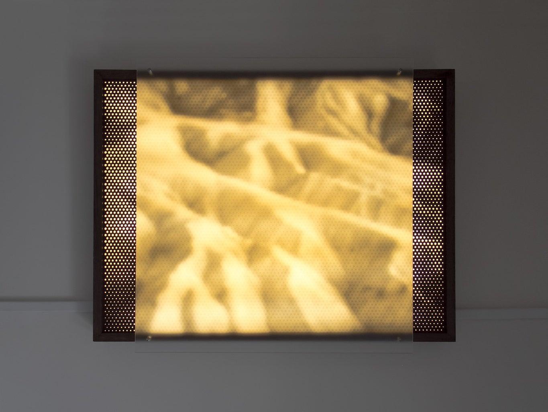 """Death Valley"" Light Panel Series #5"