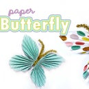 Easy Paper Butterfly