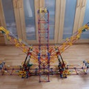 V Lift, a Knex Ball Machine Lift