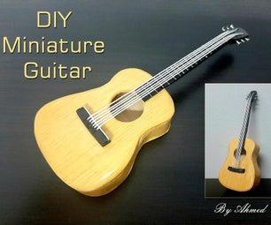 Miniature Classic Guitar