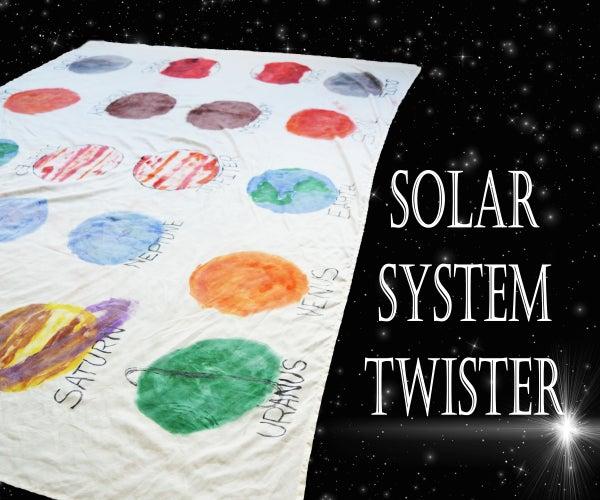 Solar System Twister
