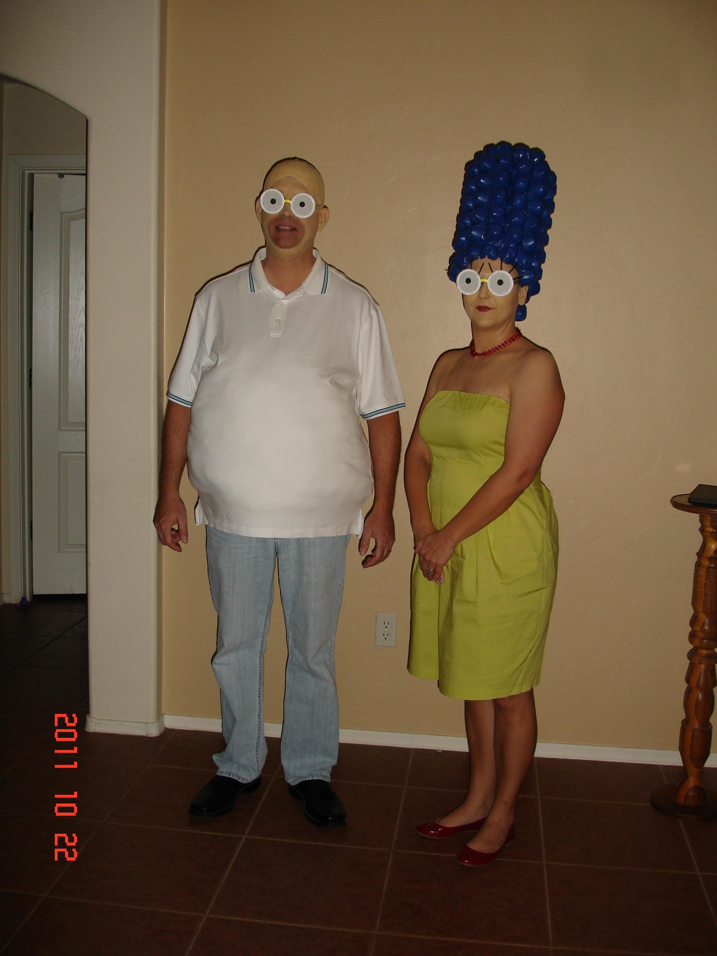 Halloween Simpsons Costumes