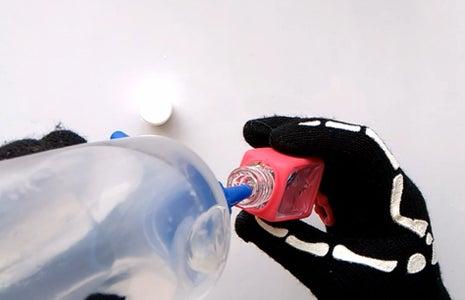 Sticky Hand Sanitizer Prank