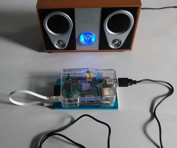 Raspberry Pi Based Wireless FM Microphone