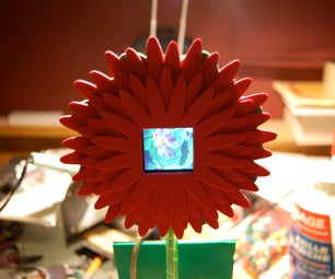 Solar Powered Digital Picture Frame