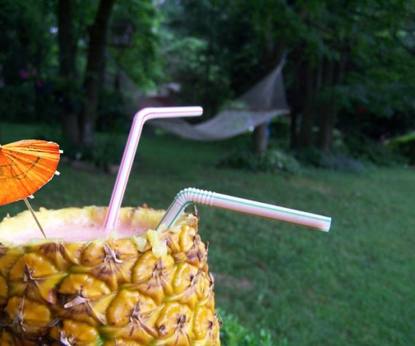 [Uber Drinks] the Ultimate Pineapple Smoothie