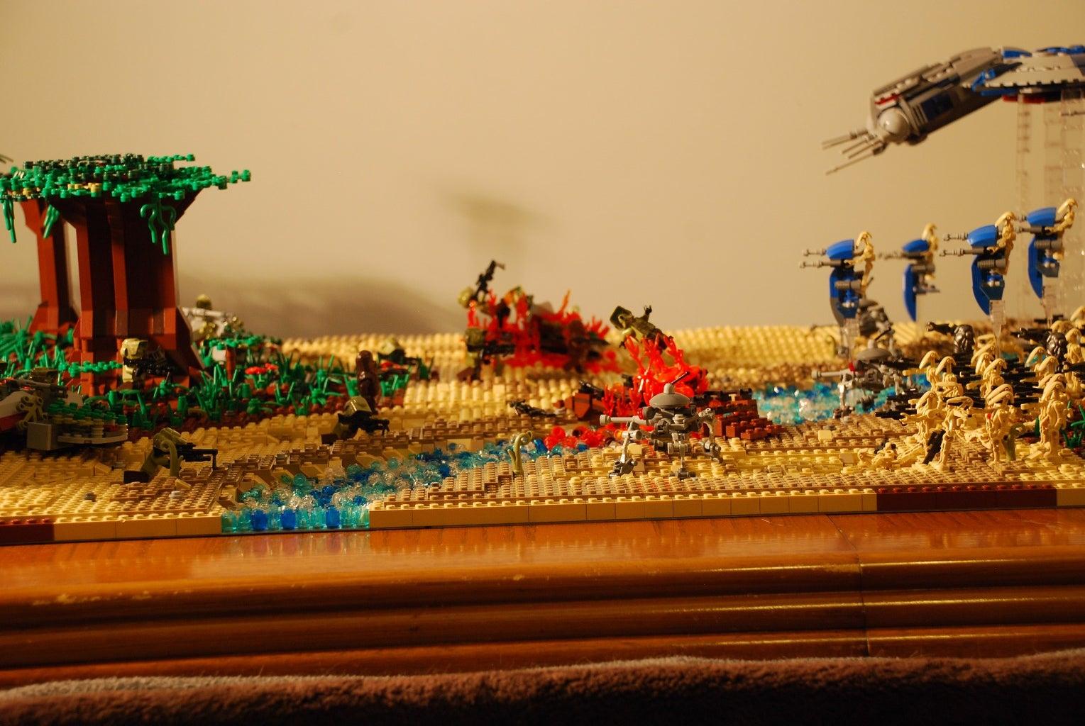 Lego Star Wars Kashyyyk Outpost