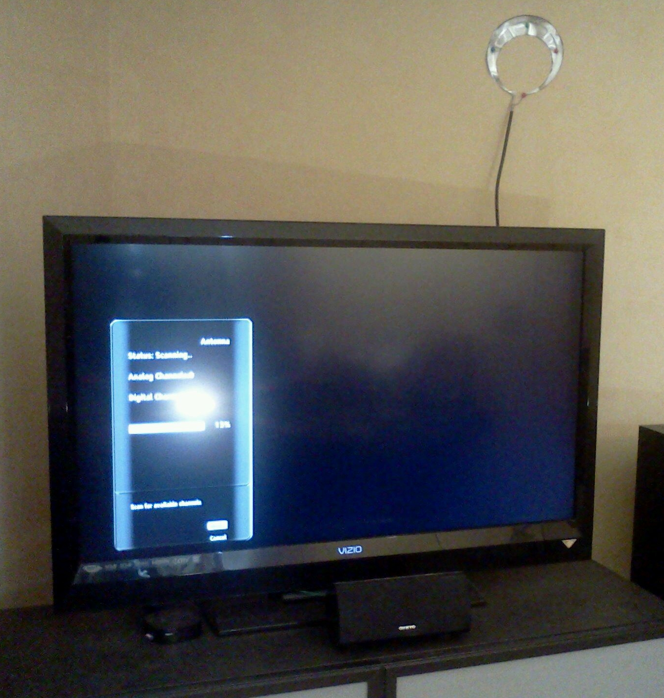 Pie-tenna, The simplest HDTV antenna possible, possibly.