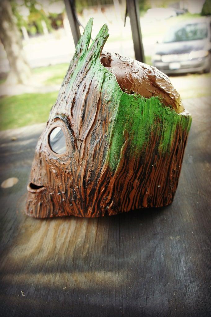 Groot Mask