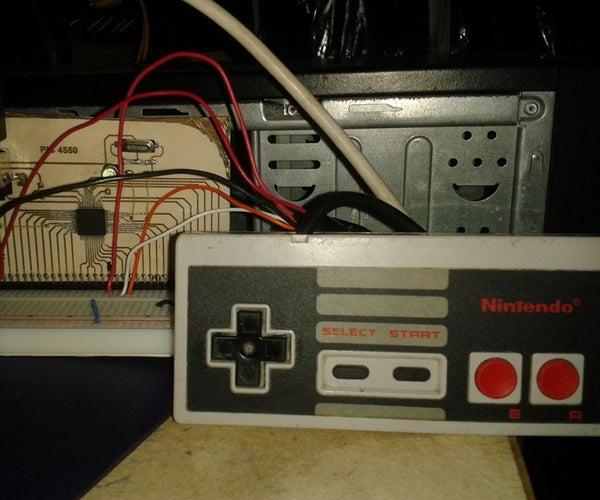 Convertir Control NES Retro a USB