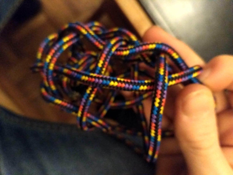 Making the Globe Knot