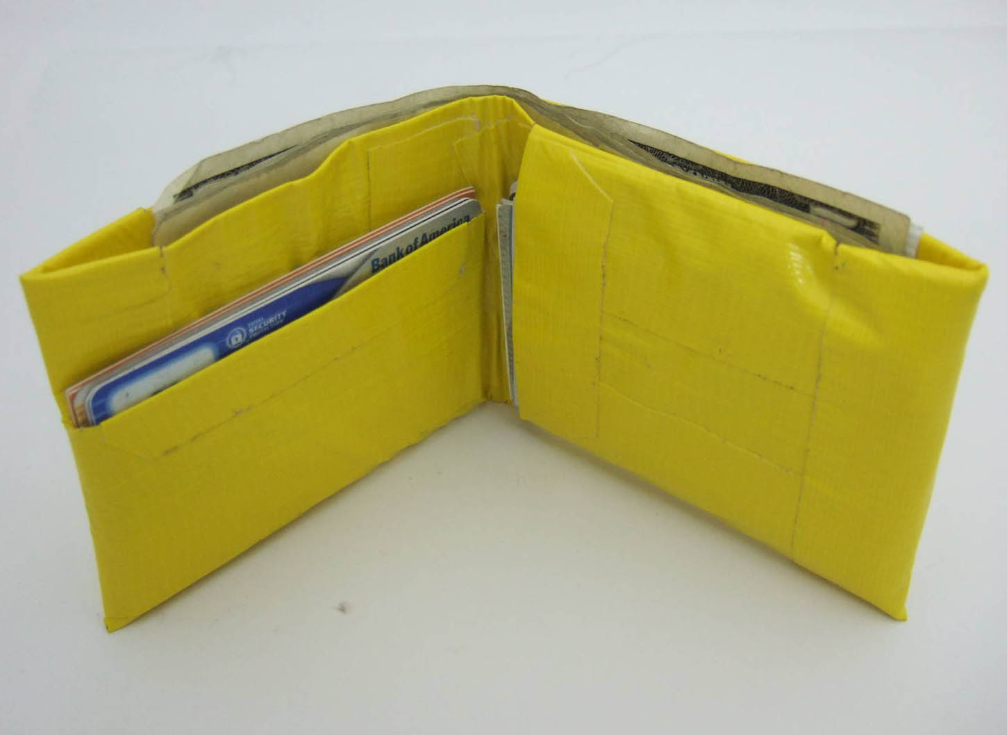 quality duct tape wallet