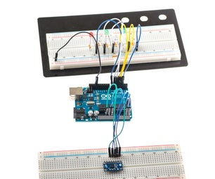 Learning About the L3GD20 Breakout Board