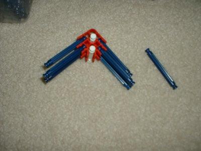 Adding the Spikes or Swordish Stuff....