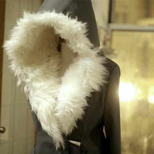 Cozy Warm Wool Coat