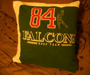 Pillow Cover Sports Theme