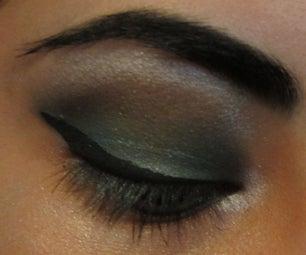 Deep Sea Eyeshadow Make-Up!